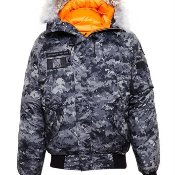 CANADA GOOSE | OVO Chilliwack Jacket | Browns fashion & designer clothes & clothing