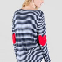 Bella Striped Tee