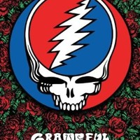 Aquarius Grateful Dead Roses Poster, 24 by 36-Inch
