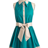 Ryu Diner Darling Dress | Mod Retro Vintage Dresses | ModCloth.com
