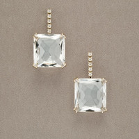 H Stern - Cobblestone Crystal Quartz Drop Earrings - Bergdorf Goodman