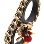 ROMWE | Golden Chain Double Ring, The Latest Street Fashion