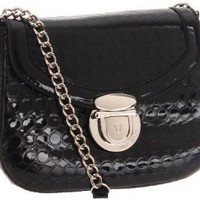 Amazon.com: Nine West Magic Mirror Cross Body,Black,One Size: Clothing