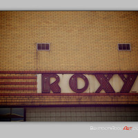Roarin 20s Art, Theater Room Decor, Theatre Art, Roxy Theatre, Art Deco Movie Wall Decor, Digital Photography Art