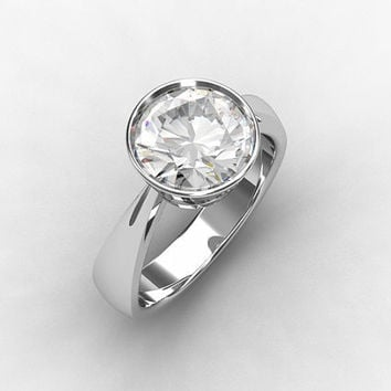 quartz engagement ring white gold from torkkelijewellery on