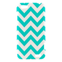 New Beautiful Chevron Pattern HTC One V Hardshell Case Cover HTC One V Case Chevron Pattern