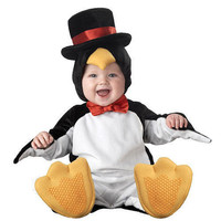 Lil' Penguin Halloween Costume - Infant Size 12-18 months