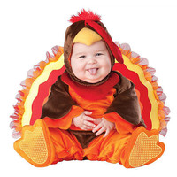 Lil' Gobbler Halloween Costume - Infant Size 6-12 months