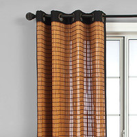 Bark Bamboo Panel | Window Treatments| Home Decor | World Market