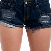 One Teaspoon Original Trashwhores Shorts $93