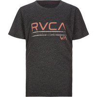 RVCA Distressed Womens Tee 207298100 | Graphic Tees & Tanks | Tillys.com