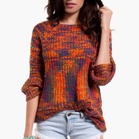 Technicolor Sweater $47