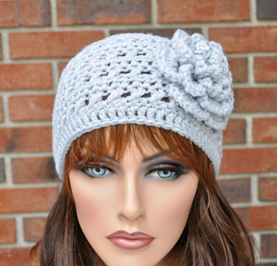 Free Crochet Pattern Headband Ear Warmer : Crochet Ear Warmer, Womens ,Crochet from Cobanul on Etsy