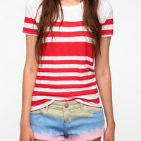 BDG Stripe Crewneck Tee