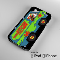 Scooby Doo A1375 iPhone 4 4S 5 5S 5C 6, iPod Touch 4 5 Cases
