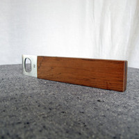 Danish Teak Bottle Opener 1960s