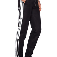 LPD New York x Adidas Track Pants in Black