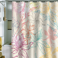 DENY Designs Home Accessories | Geronimo Studio Spring 1 Shower Curtain