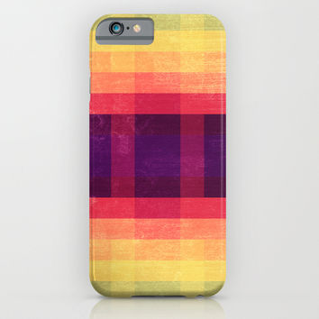 Summer Dreams Abstract iPhone & iPod Case by VessDSign