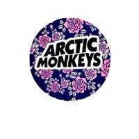 Arctic Monkey Sticker