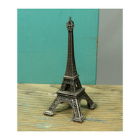 Eiffel Tower Souvenir Made in France Vintage Metal