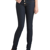 Karaoke Songstress Jeans in Dark Wash | Mod Retro Vintage Pants | ModCloth.com