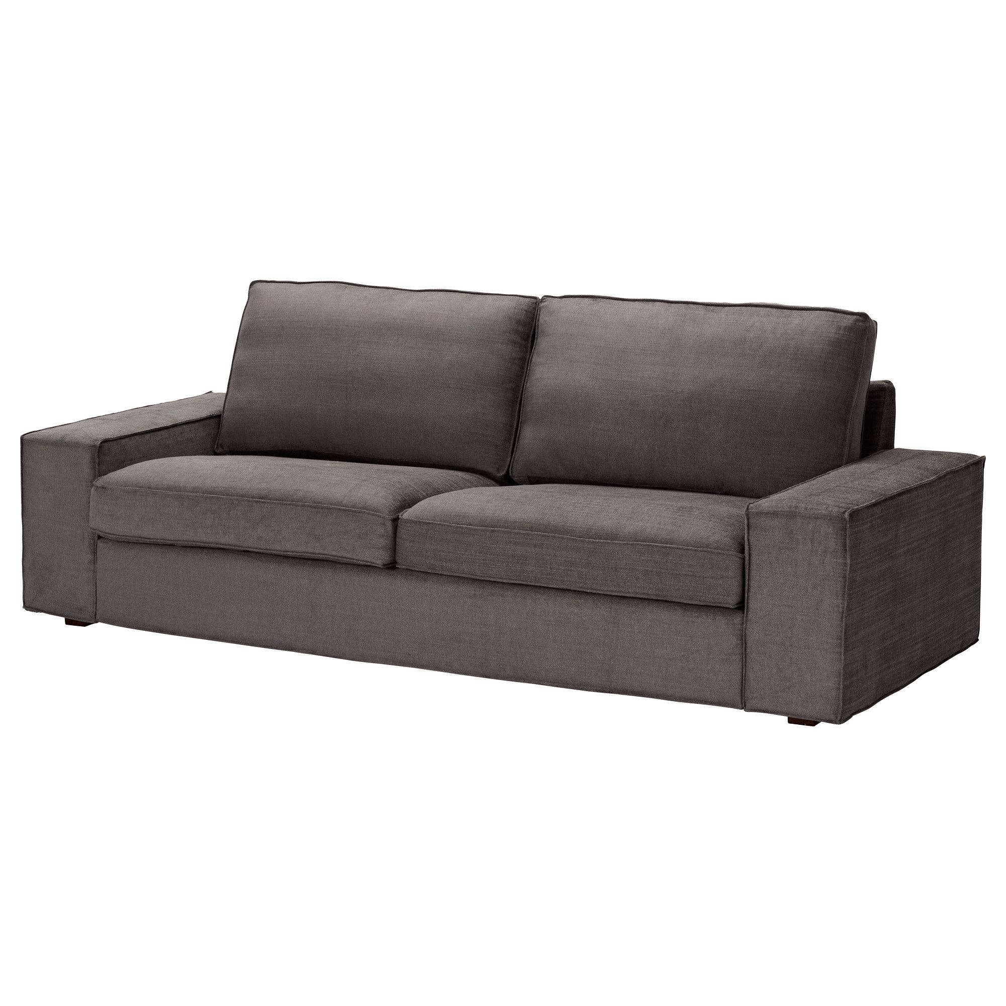 kivik sofa tullinge gray brown ikea from ikea