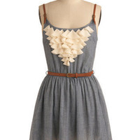 Ranch House Darling Dress | Mod Retro Vintage Printed Dresses | ModCloth.com