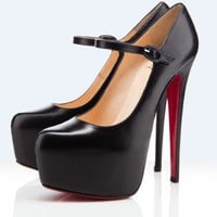 Christin Louboutin Lady Daf 160mm Pumps  