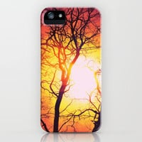 Sun> iPhone Case by Caleb Troy | Society6