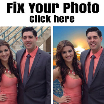 Custom Photo Backgrounds Studio-like results Transform your ordinary photo into something EXTRAORDINARY today!