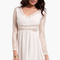 Charlotte Lace Dress $40