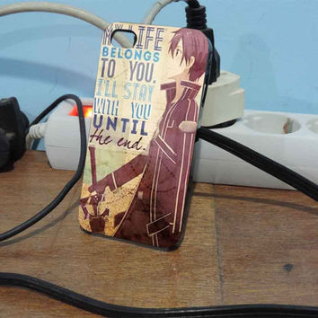 Cell Phone , iPhone case Sword art online