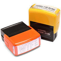 Rude Self-Inking Stamps
