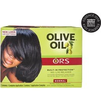 ORS™ Olive Oil Built-In Protection No-Lye Hair Relaxer™ � Normal Strength - Walmart.com