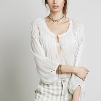 Free People Womens FP ONE Morning Light Top