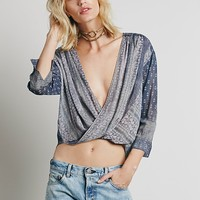 Free People Womens FP ONE Before Dawn Top