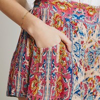 Free People Sahara Printed Short