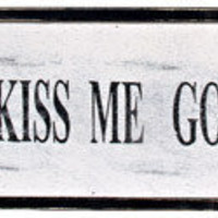 Victorian trading Co. - www.victoriantradingco.com - Always Kiss Me Goodnight