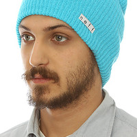The Daily Beanie in Cyan