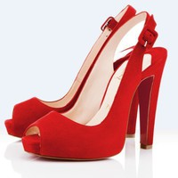 Christian Louboutin Devalavi 120mm - &amp;#36;184.00