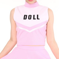 Glitters For Dinner — Made To Order - Team Doll Top