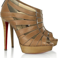 Christian Louboutin Pique 140 sandals - &amp;#36;238.00