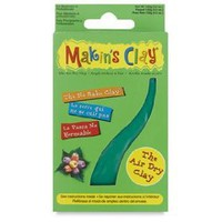 Makin`s Clay - Green, 4.2 oz