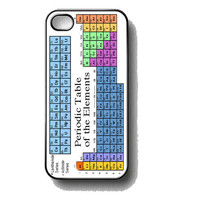 Periodic Table  Iphone Case 4 &amp; 4s