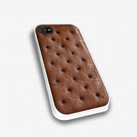 Ice Cream Sandwich -  iPhone case for iphone 4 and 4S (iPhone 5 available for pre-order)