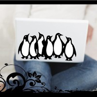 Small Penguins  Vinyl Decal by BubbaAndDoodle on Etsy