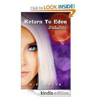 Return to Eden (The Soulkeepers Series)
