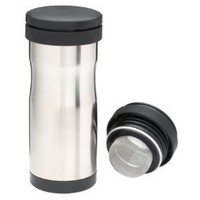 Thermos Nissan 12-Ounce Stainless-Steel Tea Tumbler with Infuser $15.29