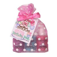 Piggy Paint Birthday Bash Gift Set - 3 Great Polishes: Forever Fancy, Sea-quin and Girls Rule! The...